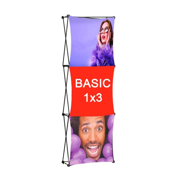 basic 1X3 kakemono totem