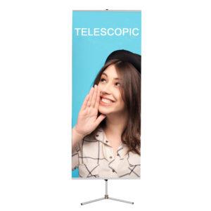 kakemono totem TELESCOPIC