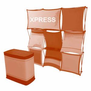pack stand tissu XPRESS