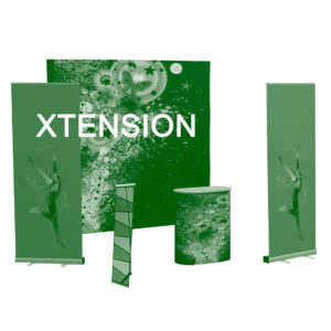 pack stand tissu xtension