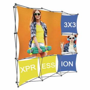 stand parapluie BASIC 3X3