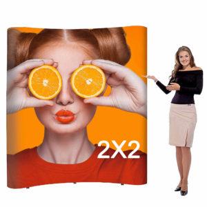 stand parapluie magnetique 2x3