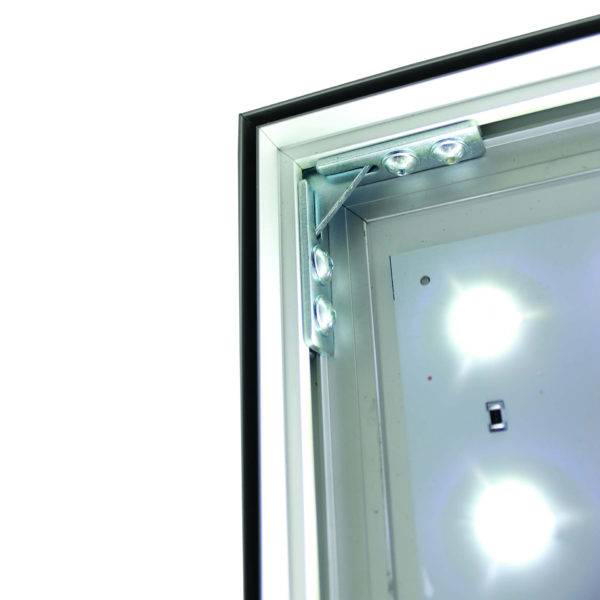 WALL FRAME LED angle