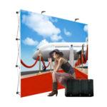 structure parapluie pour photocall
